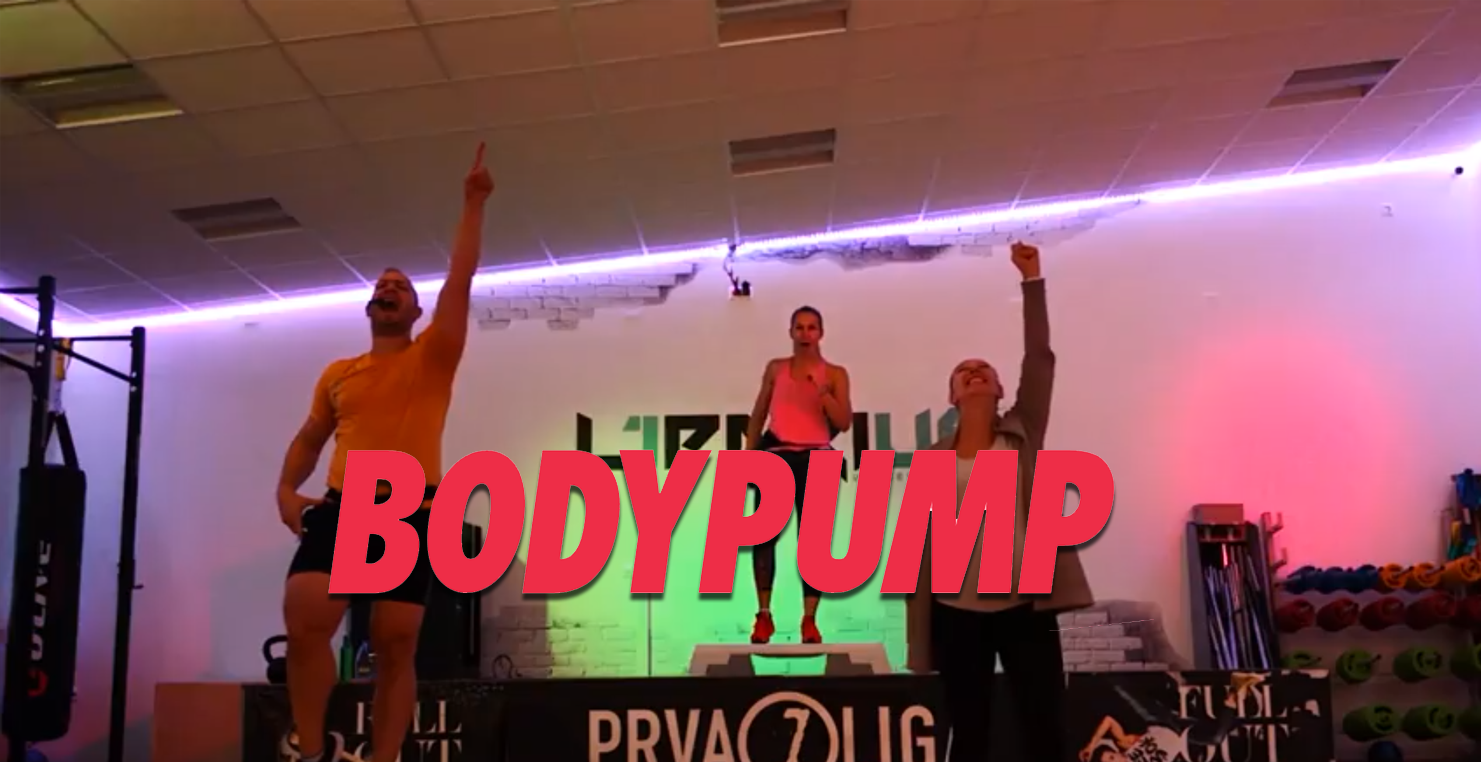 21.10.20 Body Pump Obtelo