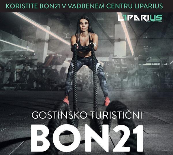 Koristite gostinsko turisticni bon BON21 pri nas